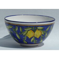 "Citronique Design 12"" Serving Bowl"