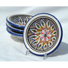 Tabarka Design Serving Dish (Set of 4)