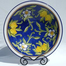 "Citronique Design 16"" Serving Bowl"