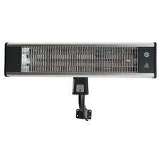 Radiant 1500 Watt 12.5 Amp Wall Mounted Compact Electric Heater
