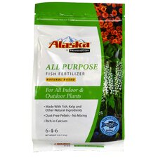 3 Lbs All Purpose Fish Plant Fertilizer