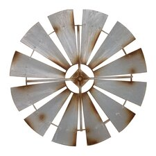 Moving Propeller Wall Decor