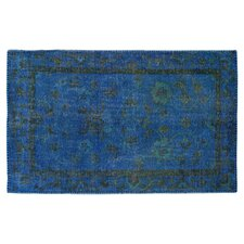 Stitch Light Blue Rug