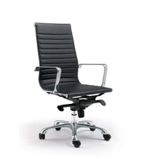Omega High-Back Office Chair (Set of 2)