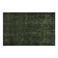 Puzzle Light Green Rug