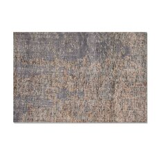 Fringe Beach Gray Area Rug