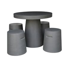 Daytona 5 Piece Dining Set