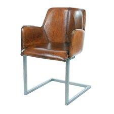 Steve Leather Arm Chair