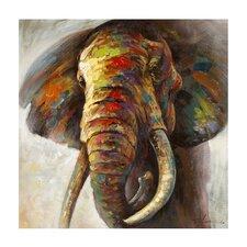 Elephant Wall Décor