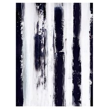 Stripes Painting Print on Canvas