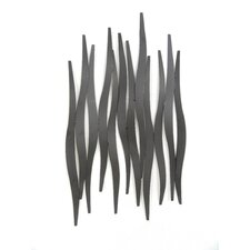 Metal Wave Wall Decor