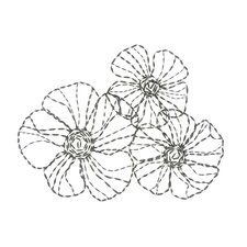 Metal Daisy Wall Decor