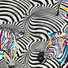Zebra Painting Print on Canvas