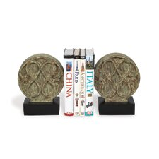Galiano Book Ends (Set of 2)