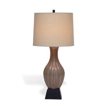 "Montrose 32"" H Table Lamp with Empire Shade"
