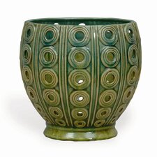 Morocco Decorative Bowl in Multi-Green