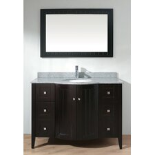 "<strong>Bauhaus Bath</strong> Ridgeport 48"" Single Bathroom Vanity Set"