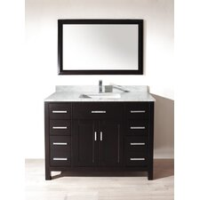 "Celize 48"" Bathroom Vanity Set"