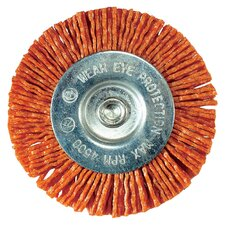 3 Nylon Filament Clning Brush