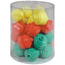 Cookie Jar 25Pc Display