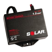 Multi-Use Chrgr/Maint 1.5Amp 12V Solar