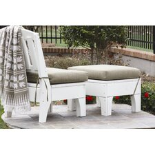 <strong>Uwharrie Chair</strong> Westport Deep Seating Chair with Leg Rest