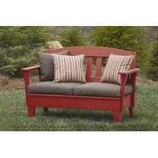 <strong>Uwharrie Chair</strong> Westport Wood Garden Bench