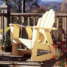 <strong>Uwharrie Chair</strong> Fanback Rocking Chair