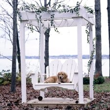 <strong>Uwharrie Chair</strong> Fanback Porch Swing