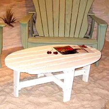 <strong>Uwharrie Chair</strong> Wave Conversation Coffee Table