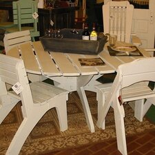 <strong>Uwharrie Chair</strong> Companion Dining Table