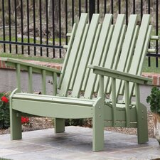 <strong>Uwharrie Chair</strong> Styxx Wood Garden Bench