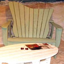 <strong>Uwharrie Chair</strong> Wave Garden Bench