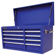 41 Se Series 8 Drwr Top Chest - Blue