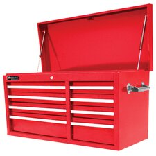 41 Se Series 8 Drwr Top Chest - Red