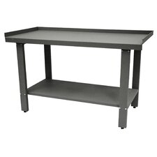<strong>Homak</strong> 59 Indust Gray Workbench