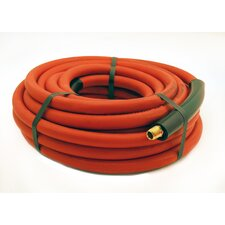 <strong>Hose Central</strong> Red Rbr 3/8 X 35 Air Hose 325Psi