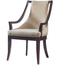 <strong>Stanley Furniture</strong> Hudson Street Upholstered Back Arm Chair