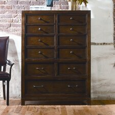 Modern Craftsman11 Drawer Chest