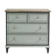 Preserve 4 Drawer Chest