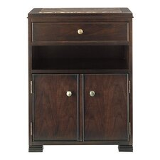 Hudson Street 1 Drawer Nightstand