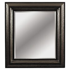 <strong>Stanley Furniture</strong> Modern Craftsman Roycroft Display Mirror in Mink