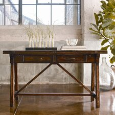 Modern Craftsman Byrdcliffe Butterfly Table in Tobacco