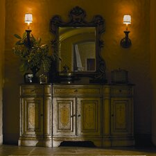 <strong>Stanley Furniture</strong> Grand Continental Tuscany Console Table