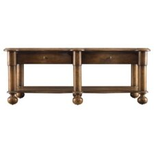 European Farmhouse Coffee Table