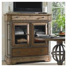 <strong>Stanley Furniture</strong> European Farmhouse 2 Drawer Media Chest