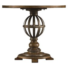 European Farmhouse Provencal Gardens End Table