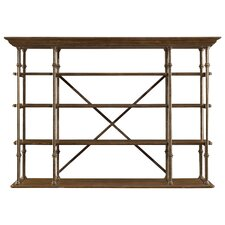 <strong>Stanley Furniture</strong> European Farmhouse L'acrobat Three Open Air Shelf