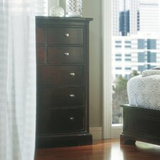 The Classic Portfolio Transitional 7 Drawer Chest