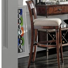 <strong>Stanley Furniture</strong> Avalon Heights Bar Stool with Cushion